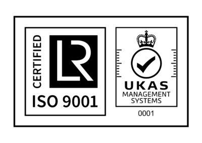 UKAS AND ISO 9001-RGB
